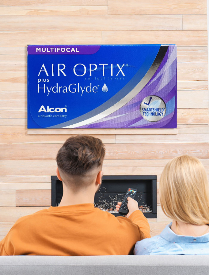 Air Optix Aqua Multifocal picture