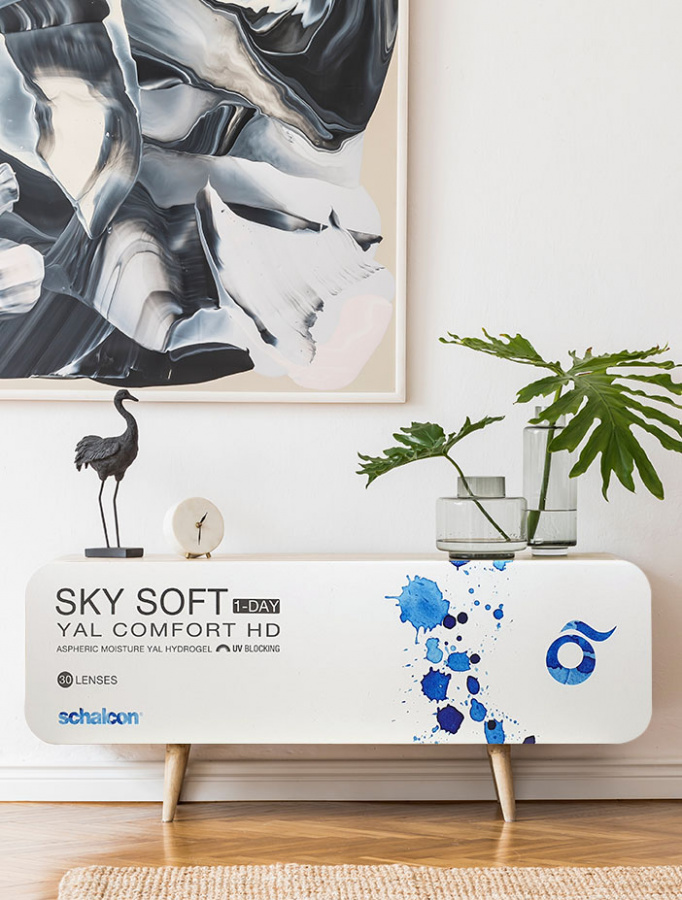 SKY Soft HD picture