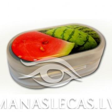 Contact lens case Watermelon picture