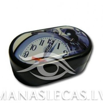 Contact lens case Clock picture