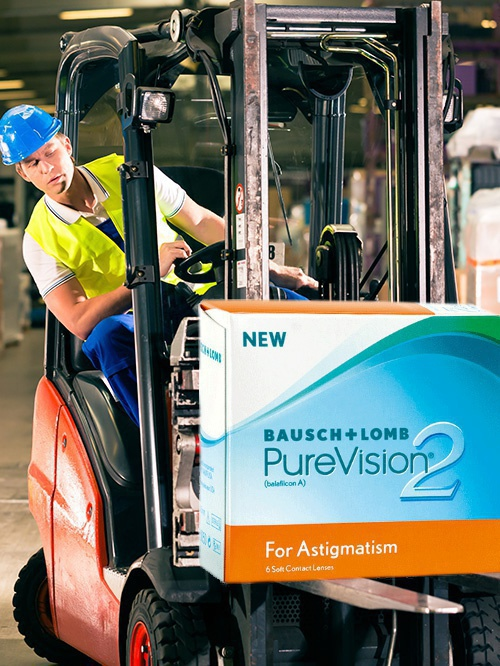 PureVision 2HD Toric picture