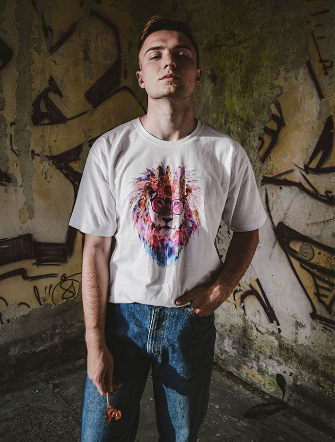 T-shirt Lauva picture