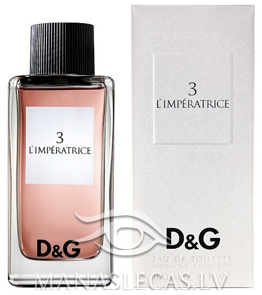 Dolce & Gabbana L´imperatrice 3 picture