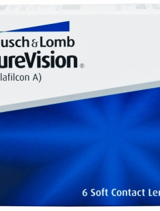 PureVision Bausch & Lomb Monthly disposables