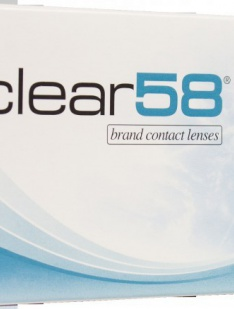 Clear58 Clearlab Monthly disposables