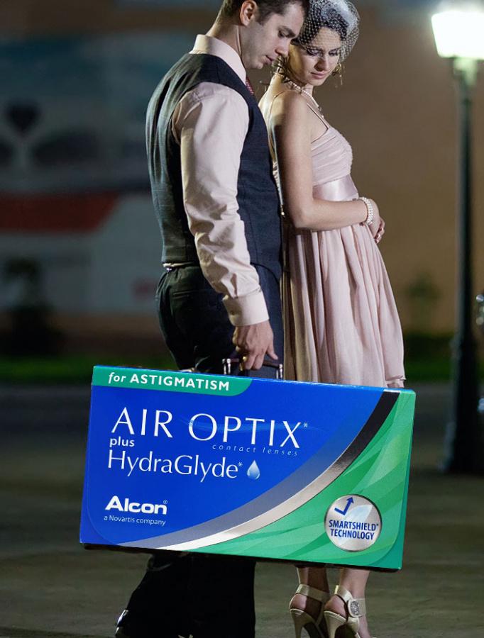 Air Optix for Astigmatism picture