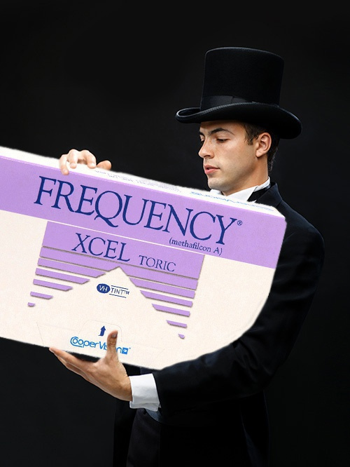 Frequency Xcel Toric XR picture