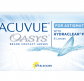 Acuvue Oasys for Astigmatism Johnson & Johnson Toric contact lenses